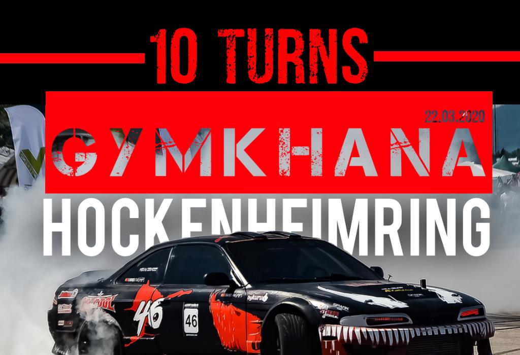 gymkhana 10 tickets turns drehmoment. Black Bedroom Furniture Sets. Home Design Ideas